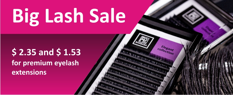 BIG LASH SALE!